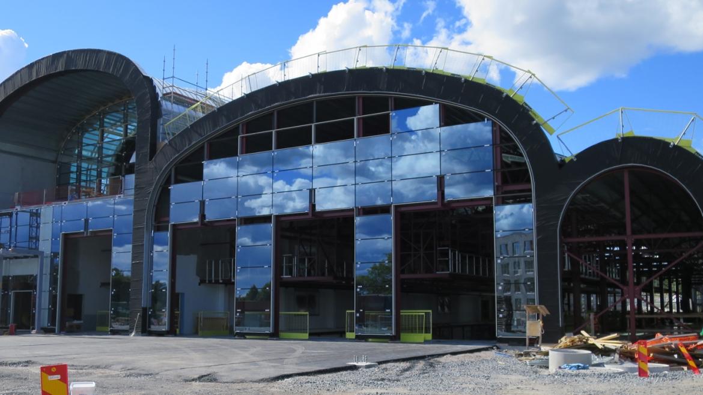 AGA-depån, Lidingö